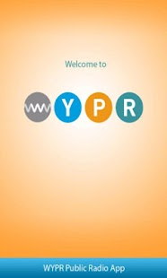 WYPR Public Radio App - screenshot thumbnail