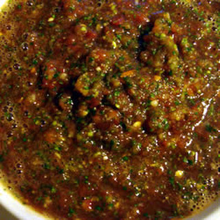 Simple Texas Salsa