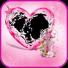 marcos rosados del corazón icon