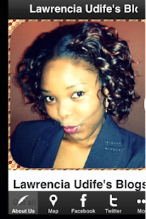 Lawrencia Udife's Blogs- screenshot thumbnail