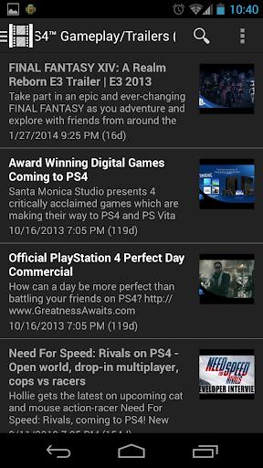 【免費娛樂App】PS4 Spot - PlayStation® 4 News-APP點子