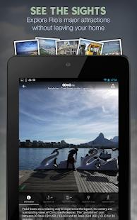 GoTo Rio: Rio de Janeiro Guide Screenshot 10