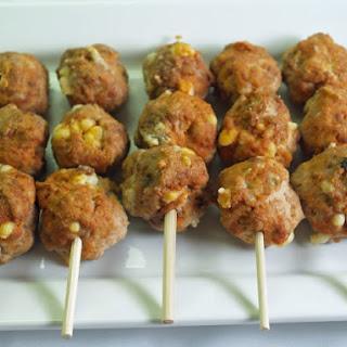 Buffalo Wing Meatballs