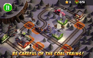 Screenshot of Train Crisis Christmas