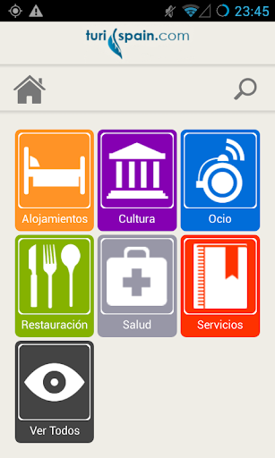 Turispain App