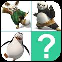 Kids Memory Panda & Madagascar icon