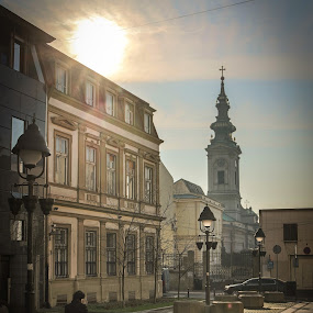 by Vesna Lavrnja - City,  Street & Park  Street Scenes