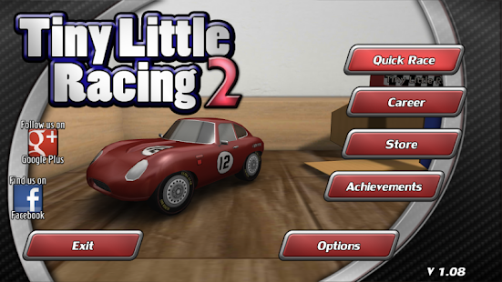 Tiny Little Racing 2 - screenshot thumbnail