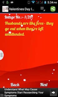 Valentine Day Images Quotes - screenshot thumbnail