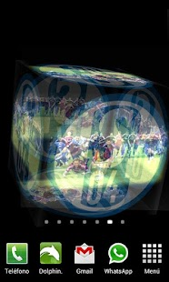 3D Schalke 04 Live Wallpaper - screenshot thumbnail