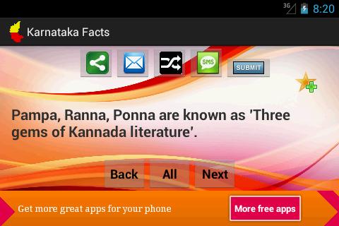 Karnataka Facts GK