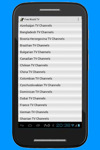 Free World TV Live Streaming