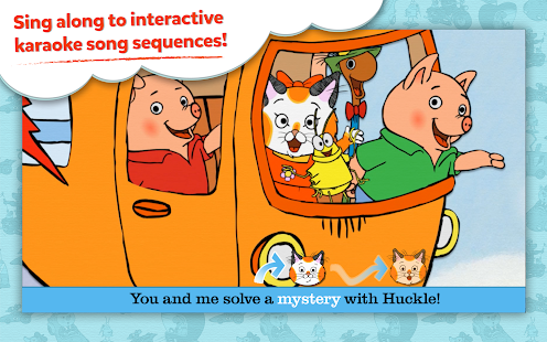 Busytown Mysteries- screenshot thumbnail