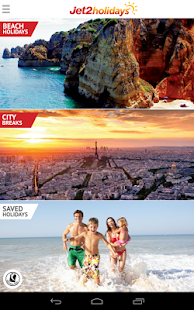 Jet2holidays: Package Holidays - screenshot thumbnail