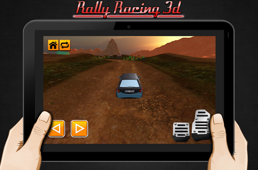 Super Rally Racing 3D V324 for Android Free Download