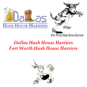 DFW Hash House Harriers logo