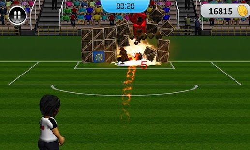 Soccer Penalty Shootout 2014- screenshot thumbnail