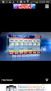 First Warn Weather- screenshot thumbnail