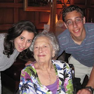 Grandma Evie's Jewish Penicillin.