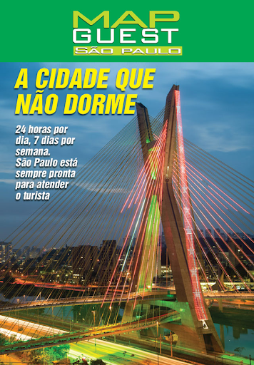 Map Guest - São Paulo