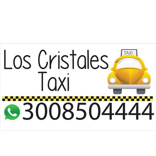 Los Cristales Taxi LOGO-APP點子