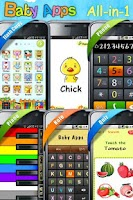 Screenshot of BabyApps