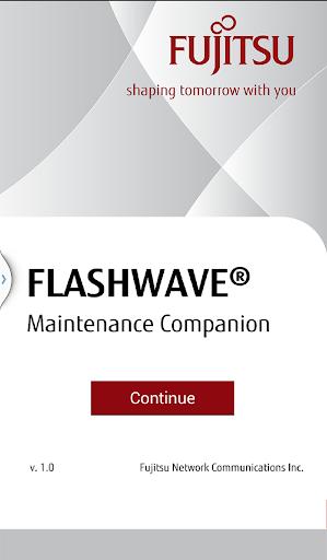 Fujitsu FLASHWAVE® Maintenance