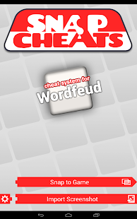 Snap Cheats: Wordfeud- screenshot thumbnail