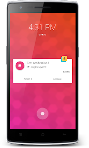 Notific Lockscrn Notifications v3.2.0