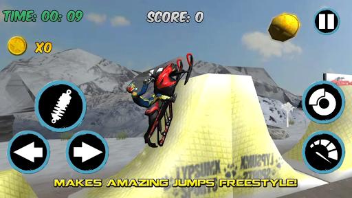 玩體育競技App|スノーモービル·レース2015免費|APP試玩