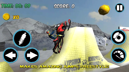 Snow Moto Racing Xtreme 1.0 screenshot 92205