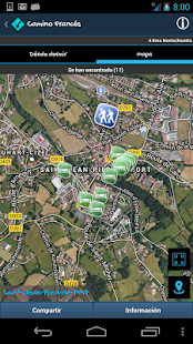 Camino de Santiago my mobile - screenshot thumbnail
