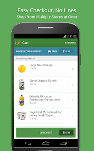 Instacart: Grocery Delivery Screenshot 20
