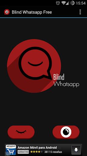 Blind for Whatsapp Free