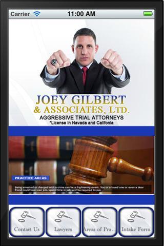 Joey Gilbert Associates
