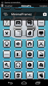 MINIMAL FRAMEZ ICON PACK v1.0.7