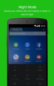Dolphin Browser for Android v11.2.2