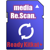 Quick media scan.Kitkat ready.
