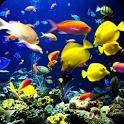Underwater Worl LWP icon