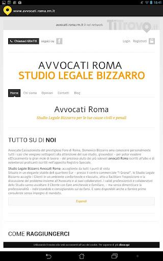 Avvocati Roma RM