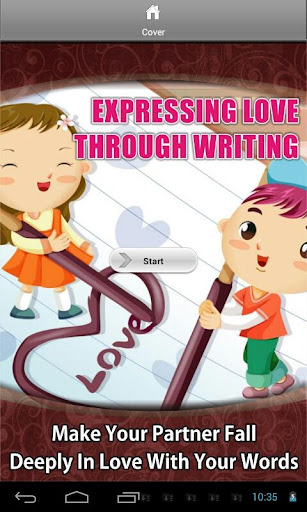 Expressing Love with Writing