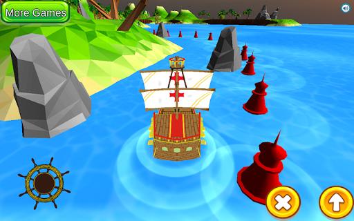 玩免費模擬APP|下載Boat Parking app不用錢|硬是要APP