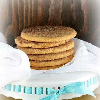 Cinnamon- Vanilla Monster Cookies.