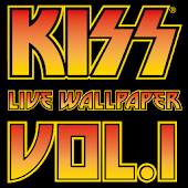 KISS LIVE WALLPAPER Vol.1