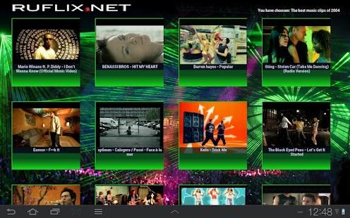 Best music videos HD- screenshot thumbnail