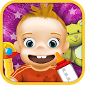 Baby Care, Feed & Baby Dressup icon