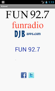FUN 92.7 - screenshot thumbnail