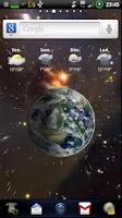 Screenshot of Earth Live Wallpaper