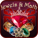 Jewels and Math icon