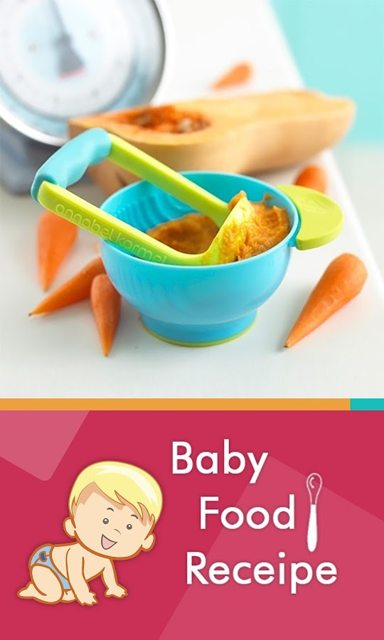 Baby food recipe android apps on google play baby food recipe screenshot forumfinder Gallery